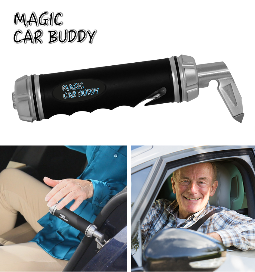 Beeld van: Magic car buddy - auto handgreep